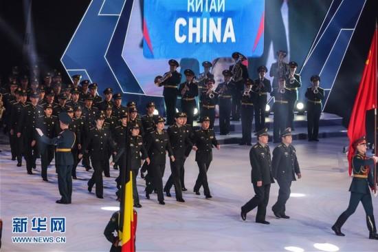 第三届冬季世界军人运动会在索契开幕