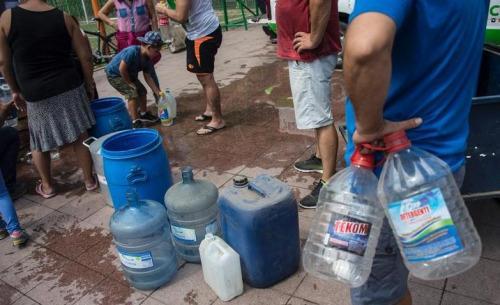 智利连日暴雨引发土崩4人丧命首都400万人遭断水