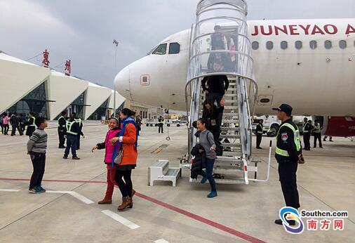 深莞惠联手望造巨无霸机场 惠州谋划千万级空港