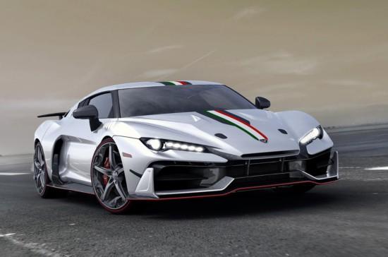 意大利著名设计公司推首款超跑 日内瓦车展首秀