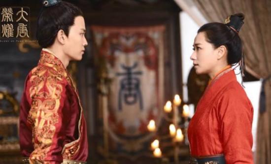 《大唐荣耀》独孤靖瑶向李俶表白二人结局曝光