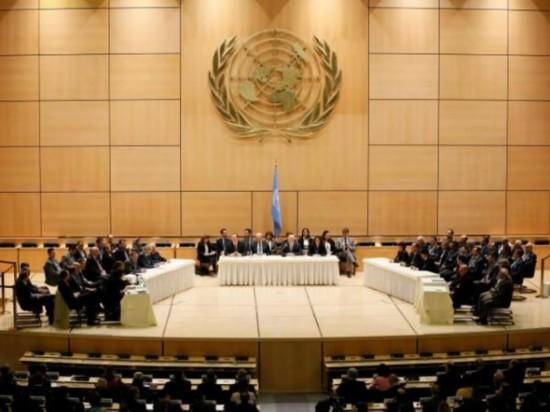 霍姆斯恐袭案搅动日内瓦和谈