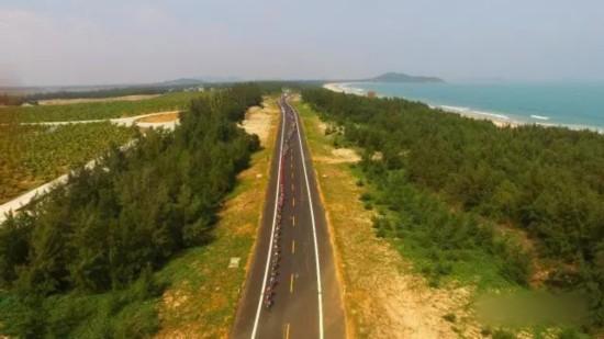 海南环岛旅游公路今年开建 计划投资135亿元
