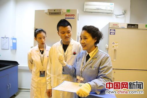 成都華西海圻醫藥科技有限公司總經理王莉