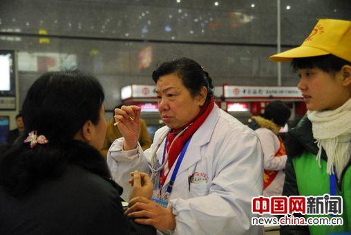 南昌大學第四附屬醫院醫療服務部主任鄒德鳳