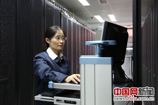 中國交通通信信息中心導航中心副主任王淑芳。