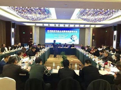 """""""民间融资风险企业精准脱困""""研讨会在长沙举行"""