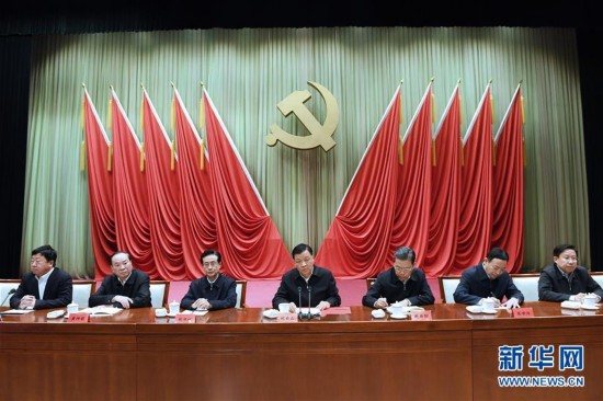 (时政)中共中央党校举行春季学期开学典礼 刘云山出席并讲话