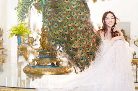 蒋梦婕初春大片撩人 眸光潋滟做自己的女王