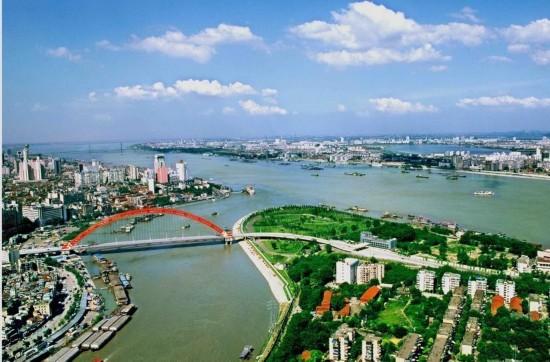 首次提出建设世界一流的城市亮点区块