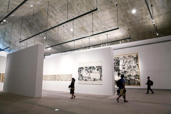 Seven most beautiful art museums in China