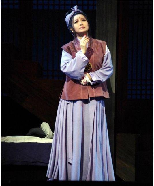 """""""江姐""""王莉: 国家大剧院吟唱《运河谣》"""