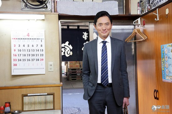 《孤独的美食家第6季》4月戏说松重丰申请胃服务统一美食城的开播形象图片
