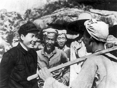 毛泽东的批评艺术:有如良医看病