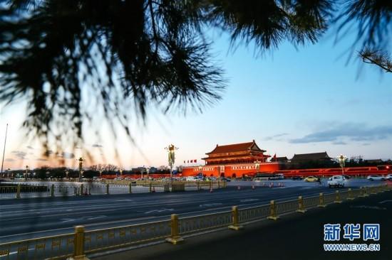 组图:美丽的北京
