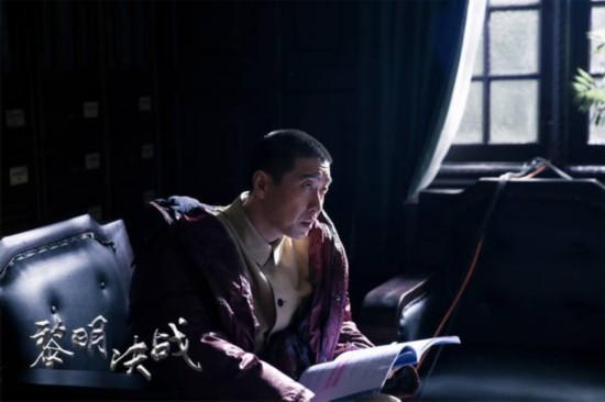《黎明决战》刘诗诗民国风被赞