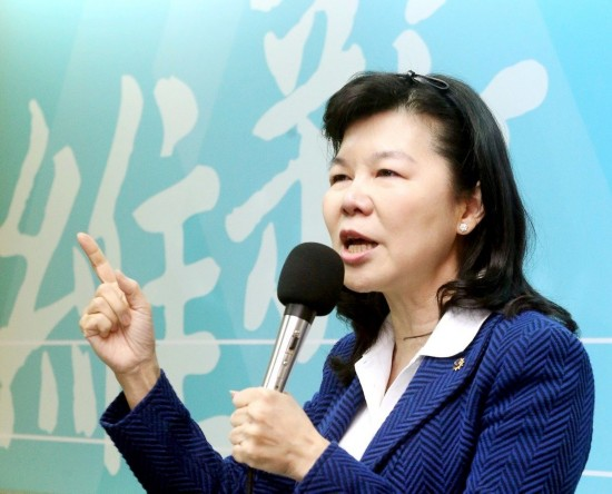 国民党主席选举将在4月底5月初办两场电视政见发表会