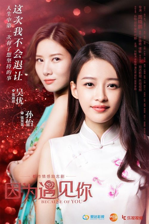 《因为遇见你》锦绣对决 刘敏涛领衔新老演员飚戏