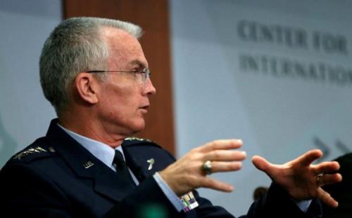 美军参联会副主席指责俄罗斯违反《中导条约》