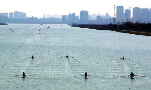 2017年全国赛艇冠军赛22日至27日在镇江举行