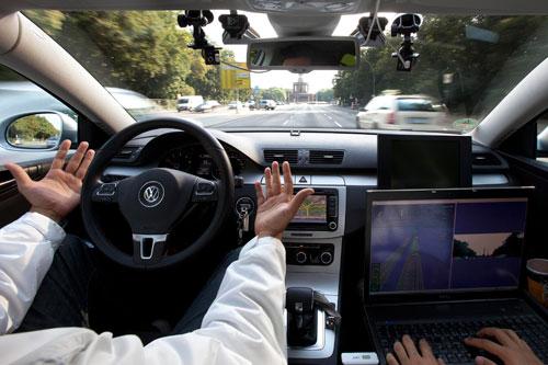 超半数女性期待无人驾驶解决开车难题
