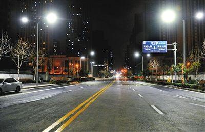 西安:断头6年的开元路提前两日正式通车