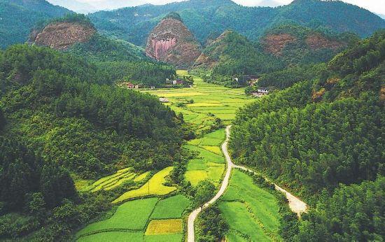 泰宁县杉城镇际溪村:一个被激活的贫困山村