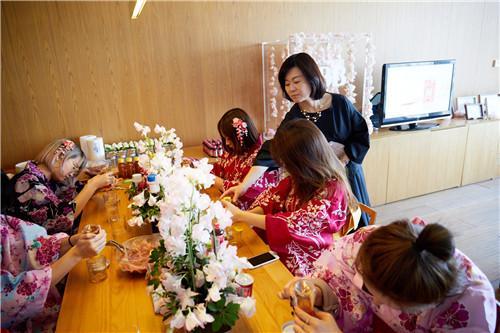 Chocola BB樱花肌体验会在京举办