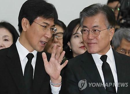图片来源:韩联社。