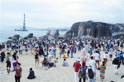 外拓市场内提品质 三亚旅游大力开拓高端客源市场