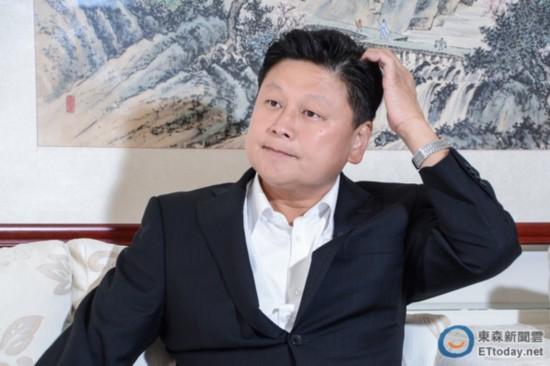国民党2018实力人选傅��萁评估参选台北市长