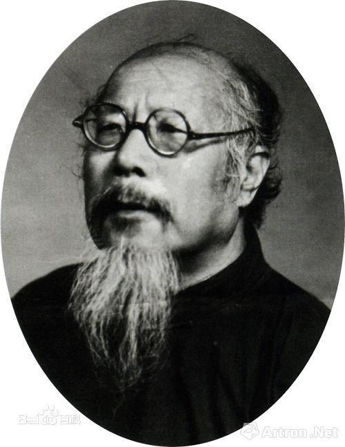 附图1.丁辅之先生(1879~1949年)