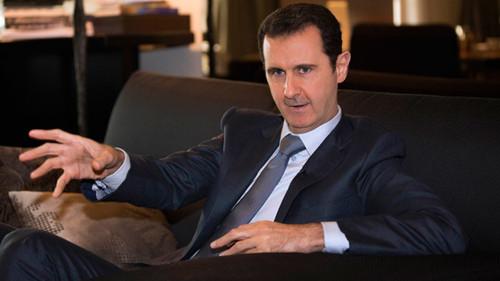 资料图:叙利亚总统阿萨德