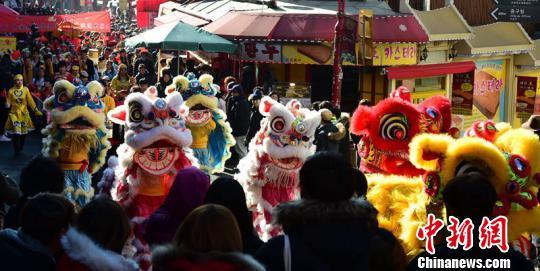 湖南2017年海外欢乐春节演出26场观众超55万人