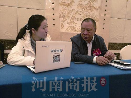 """人大代表陈泽民70多岁再创业 听听他的""""三创""""感悟"""