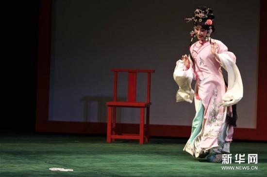 京剧版《浮士德》让意大利人为之倾倒