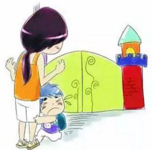 幼儿春天幼儿园教室门