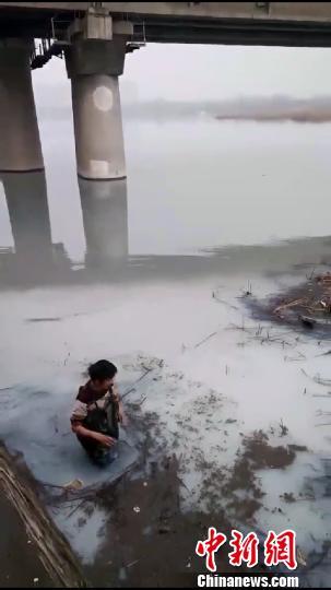 河南内乡回应纸厂污染物流入水源地:已启动问责程序