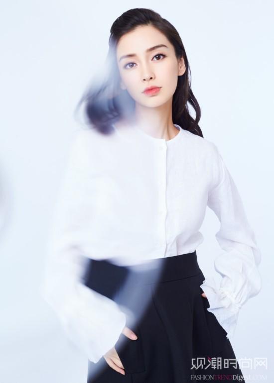 黑白配魅力无限,2017最潮...