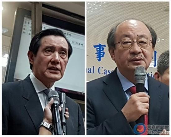 马英九被控涉嫌教唆泄密案 全盘否认仍遭北检起诉