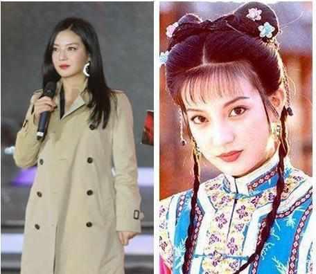 同样都是琼瑶女郎,陈红林心如陈德容范冰冰谁的颜值变化最大