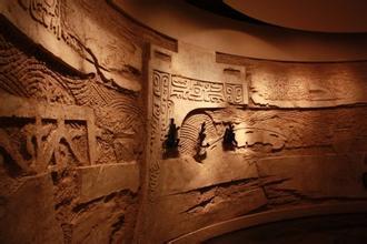盘龙城遗址博物馆已初现雏形 预计年内开放