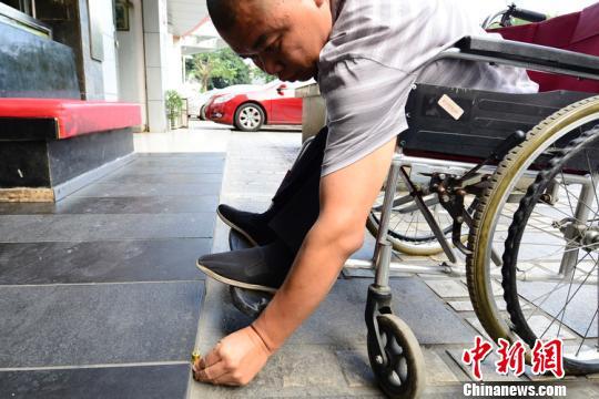 """福州""""小善公益"""":让残障人士更体面地得到帮助"""