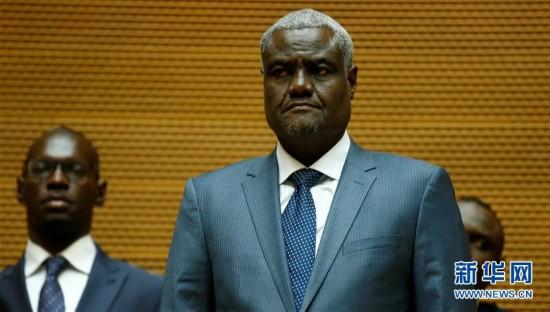 法基就任非盟主席 表示将致力于改革