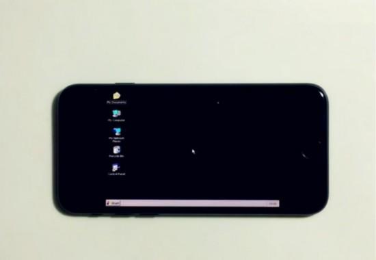 又卖情怀!当WindowsXP偶遇iPhone7你买吗?