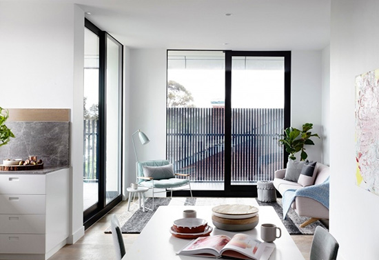 彩度润色北欧居室 54平舒适私人公寓