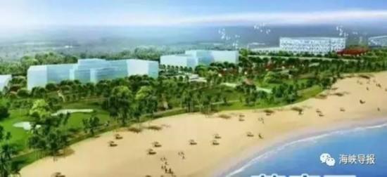 厦门大手笔 豪砸2000亿将再造一座环海新城