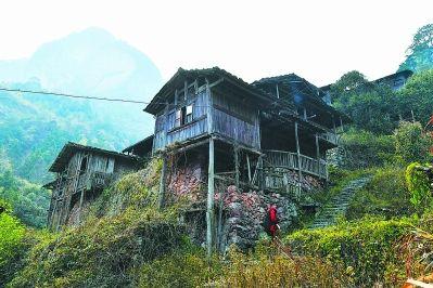 泰宁县大龙乡:荒野深山觅胜境