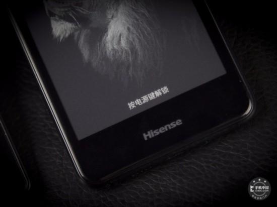 海信双屏手机A2体验 水墨屏+侧面指纹