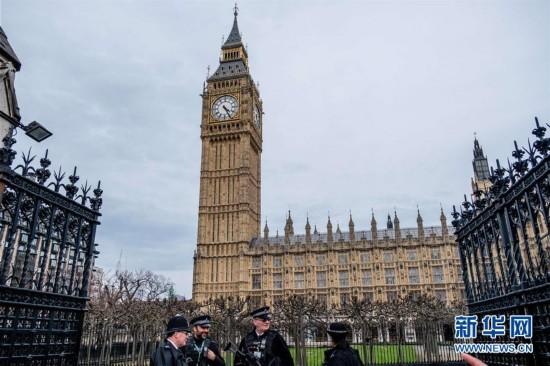 高清:伦敦即景 三月里且看别样的英式风情